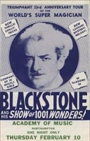 Blackstone The Magic Detective Picture