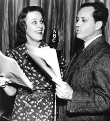 Fibber McGee and Molly Picture